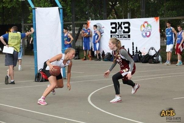 Чемпионат России по баскетболу 3х3 АСБ