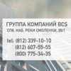 BCS (Би Си Эс). Системы безопасности для бизнеса