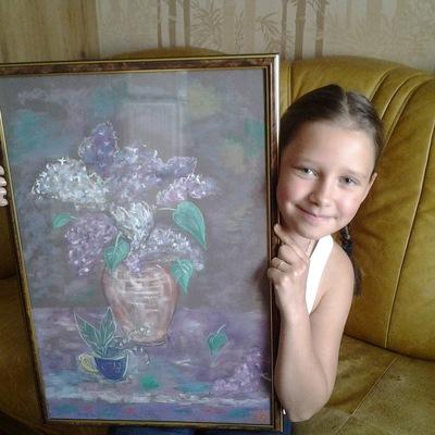 Дарья Азарова, 22 апреля , Москва, id219253813