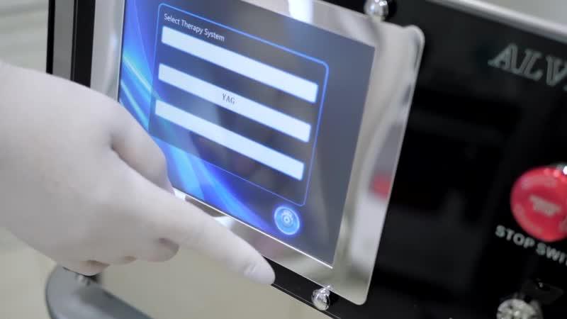 Неодимовый лазер для удаления татуажа TL-500. Косметологическое оборудование Alvi Prague