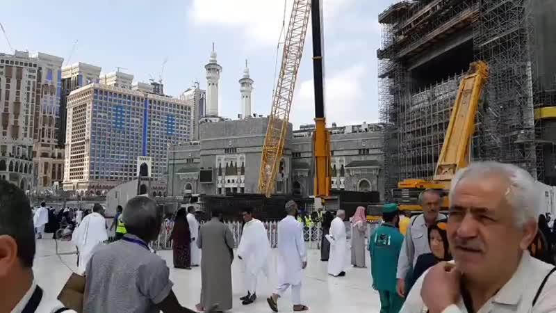 LIVE_ Dhur Adhan, Masjid Al Haram, Makkah ( 480p ).mp4