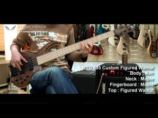 MTD 535 Custom sound sample