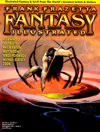 Fantasy Illustrated 8