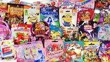 30 СЮРПРИЗОВ В ПАКЕТИКАХ! МЕГА ВЫПУСК! ПОНИ,Дисней,МИНЬОНЫ,LPS,Marvel,LEGO Kinder Surprise unboxing