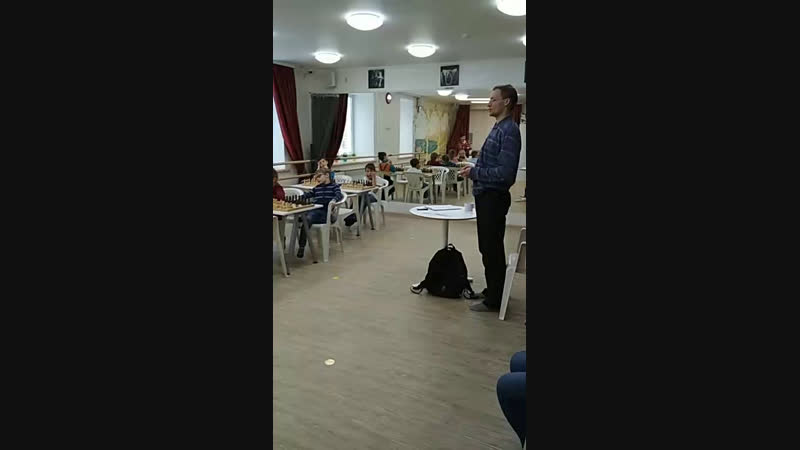 2 открытый шахматный турнир в Домисоль