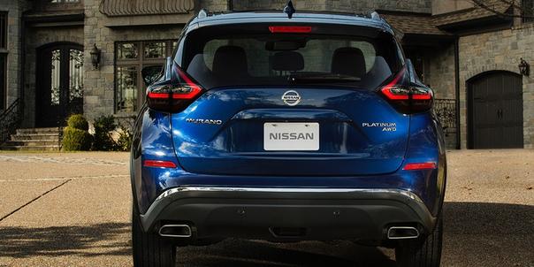 Nissan обновил кроссовер Murano.