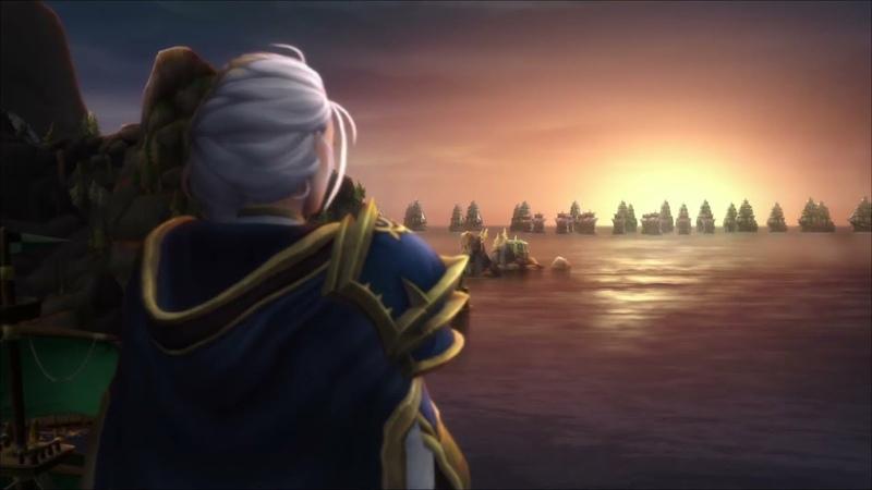 Финальный ролик Альянса Battle for Azeroth