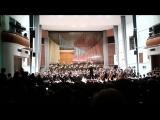 Концерт, просвещенный 120-летию Храма-памятника Александра Невского