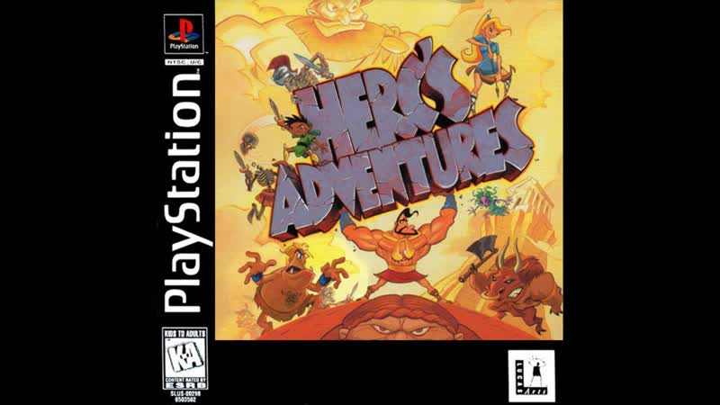 {Level 2} Hercs Adventures Soundtrack – 11 - A real Adventure