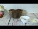 Шоколадный КУЛИЧ на ПАСХУ Два рецепта глазури Olya Tortik Домашний Кондитер