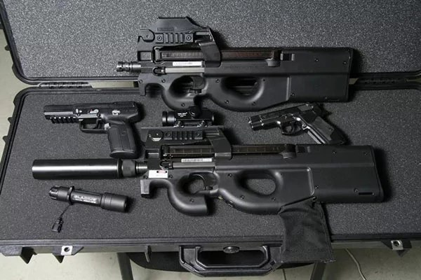История развития пистолетов–пулеметов