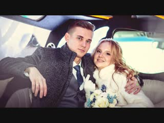 15 декабря Илья и Юлия! слайдшоу смотрим в HD