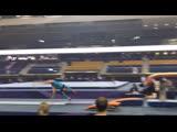 Мария Пасека, опорный прыжок 2, квалификация