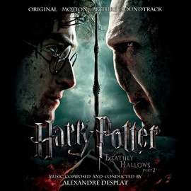 Alexandre Desplat альбом Harry Potter - The Deathly Hallows Part II