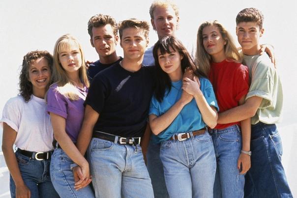 Канал FOX выпустит перезапуск «Беверли-Хиллз 90210»