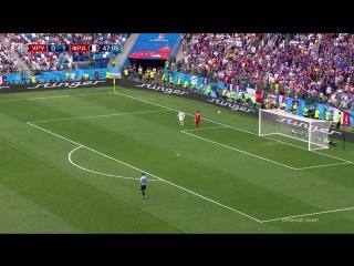 57 Уругвай - Франция