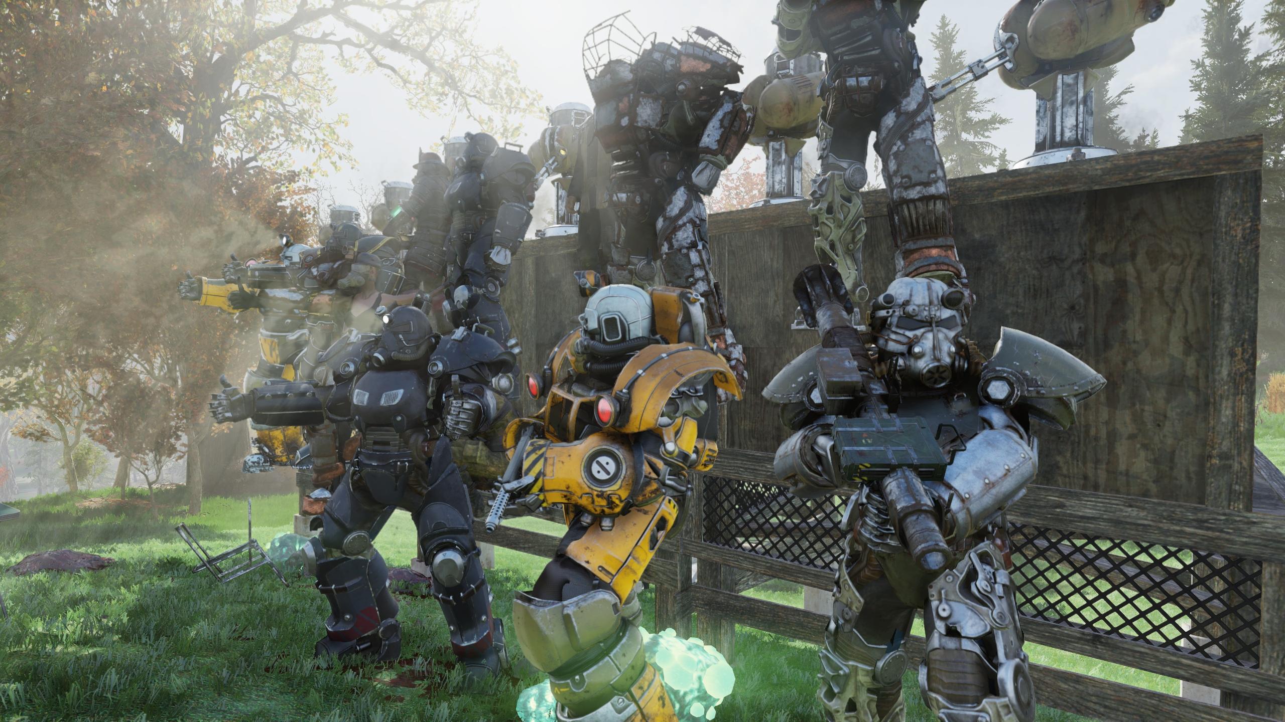 Скрин недели Fallout76