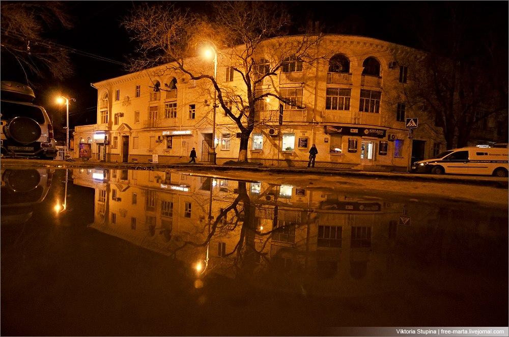 Вечерний Севастополь.<br>Фото: Виктория Ступина
