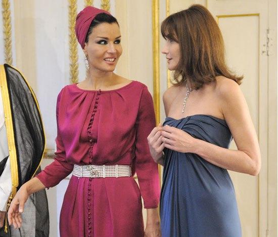 Шейха Моза: самая модная и влиятельная женщина