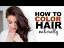 I Colored My Hair How To Dye Hair At Home Eman