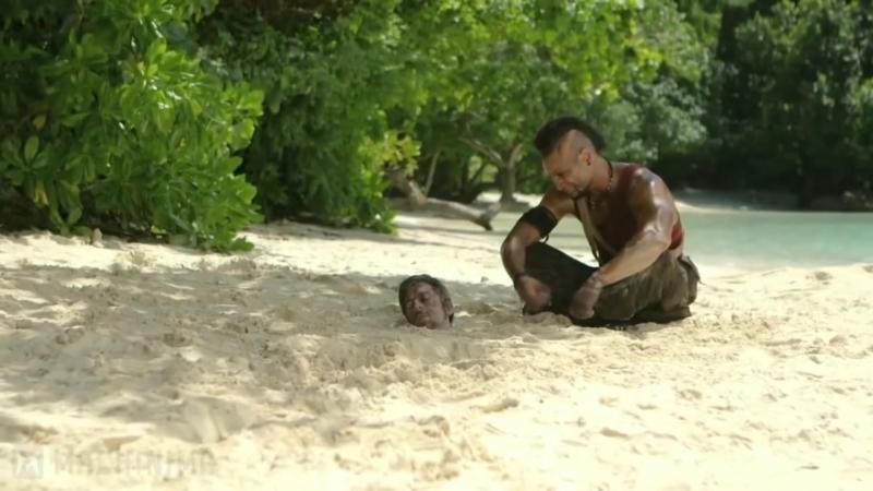 Far Cry 3 На своём опыте (Полный фильм на русском) (фильм по игре, бандиты, безумие, выжившие, выживание, безумный Ваас, шутер). » Freewka.com - Смотреть онлайн в хорощем качестве