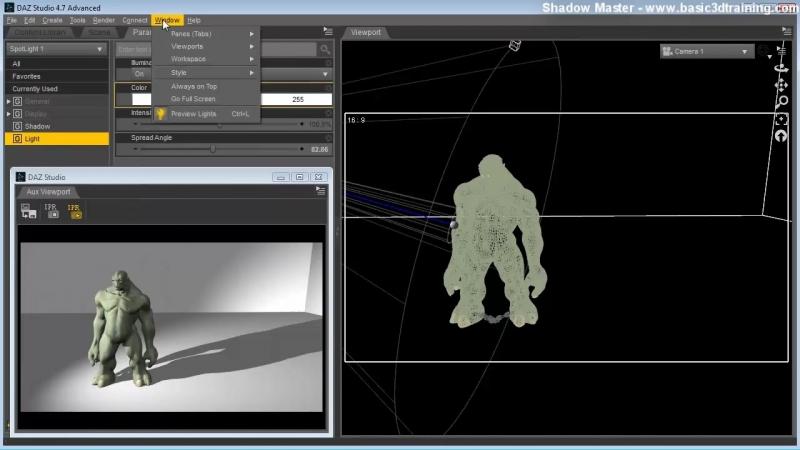 02 03 Shadow Balance More Tricks Including Off Camera Shadows (Часть 2)