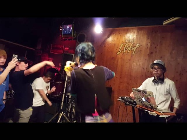 2016.07.29 おやすみホログラム 「東京STREET2016」(※後半のみ)@新宿LOFT BAR LOUNGE