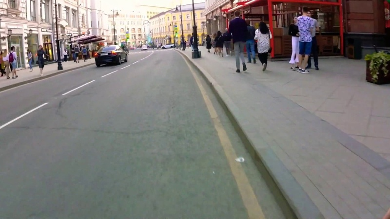 Moscow | Street | GoPro | Norco | Red Bull