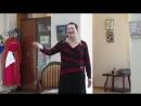Пылайте сердцами читает Мария Климова Весенняя мозаика1.04.18.