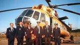 Авиаторам Кежмы посвящается. Под крылом самолета