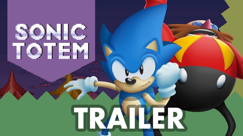 Sonic Totem – Announcement Trailer (Fan Game)
