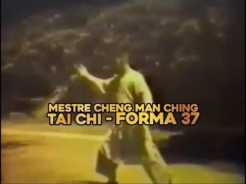 Mestre Cheng Man Ching - forma 37 - Tai Chi