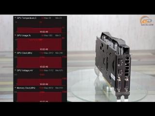 [GECID.com] ASUS ROG STRIX GeForce GTX 1050 GAMING OC - обзор бюджетного топа