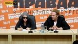 Линда Пресс-конференция в Санкт-Петербурге (17.10.2012)