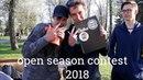Openseason contest 2018 - награждение