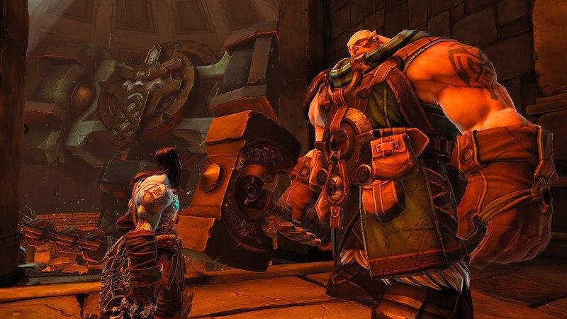 Dark Siders 2 Часть 2 Не качок, а сопляк