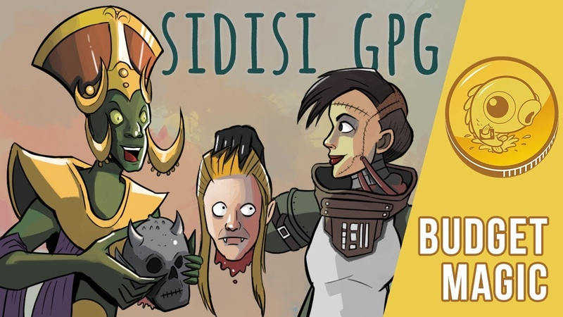 Budget Magic: $94 (20 tix) Sidisi GPG (Modern)
