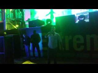 DJ Feel opens the champagne! (YES - Striznevo - Vologda) [09.08.2014]