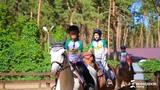 Конный лагерь Командор. Жизнь на конюшне или рай для настоящего конника.