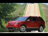 2013 Ford Explorer Limited V6 Review, Walk Around, Start Up & Rev, Test Drive
