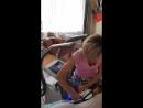 Лена работает массаж B flexy Lpg