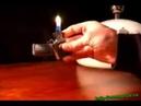Классный супер фокус с зажигалкой Zippo