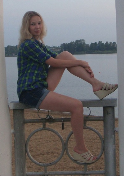 Алиса Хакимова, 25 августа 1993, Омск, id33673443