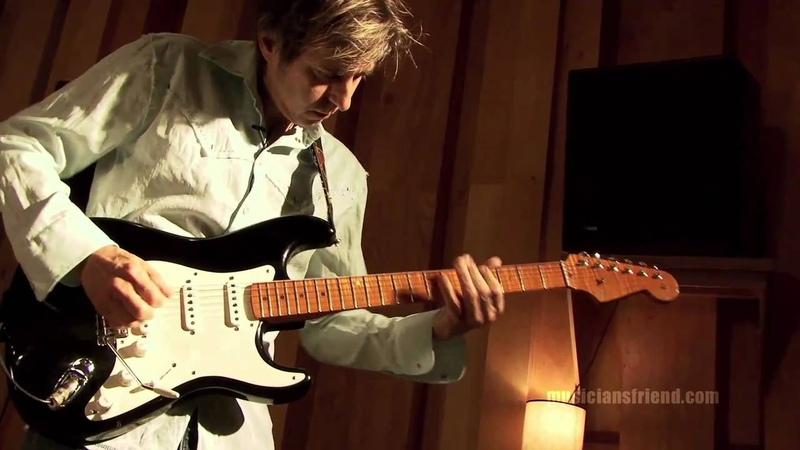 Eric Johnson Interview - Up Close at Saucer Studios - part 1 of 3