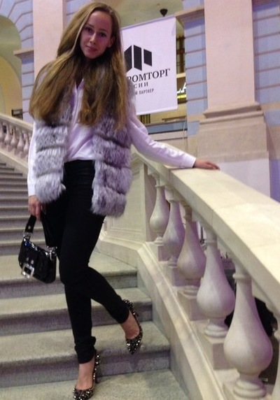 Yulia Evseenkova, 8 марта , Москва, id120827418