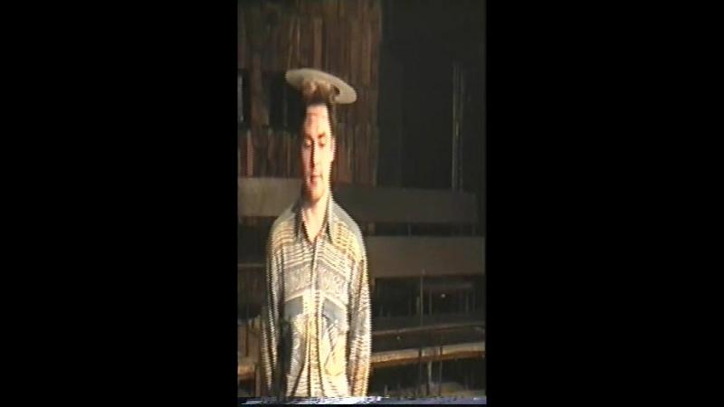 Магнитогорский театр-студия Диалог. Капустники 1997, 1999 гг. часть 3