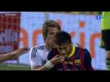 Барселона - Реал Мадрид 1-2 / Финал Кубка Испании / 16.04.14