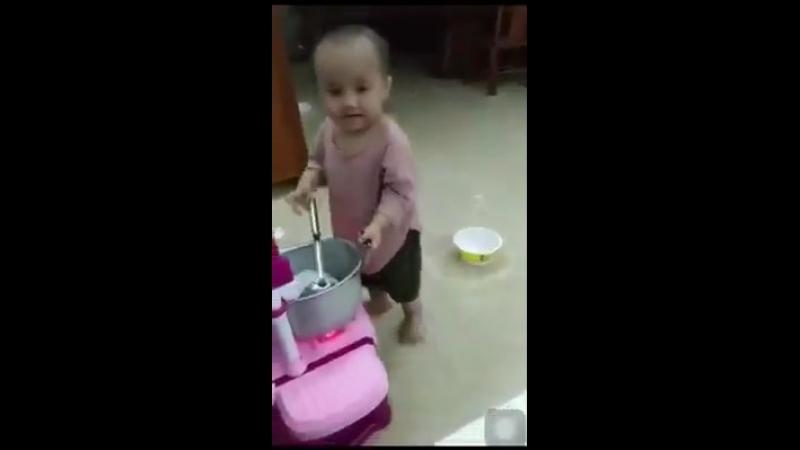 поваренок малыш