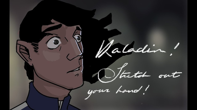 Stormlight Archive Animated: Kaladin and Syl Reunite