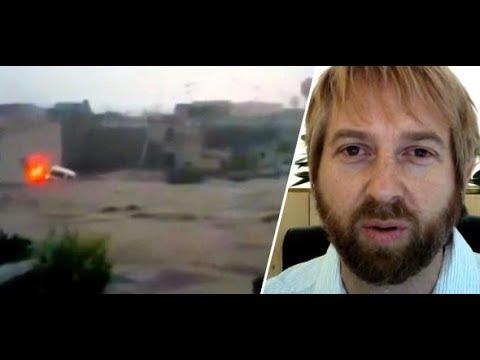 STURZFLUT AUF MALLORCA: Militär hilft bei der Rettung der Opfer